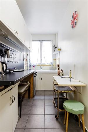 dauphine bel appartement de 2 pi ces de 45 m2 pour 2 rue pergol se porte maillot paris. Black Bedroom Furniture Sets. Home Design Ideas