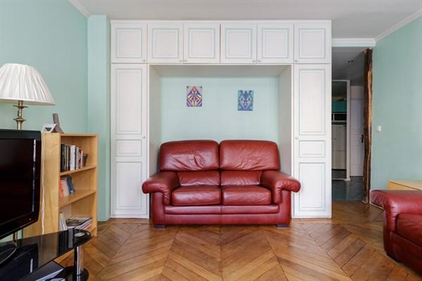 Le montparnasse splendide 3 pi ces louer pour 5 personnes dans le 14 me arrondissement my - Contrat de location meublee de courte duree ...