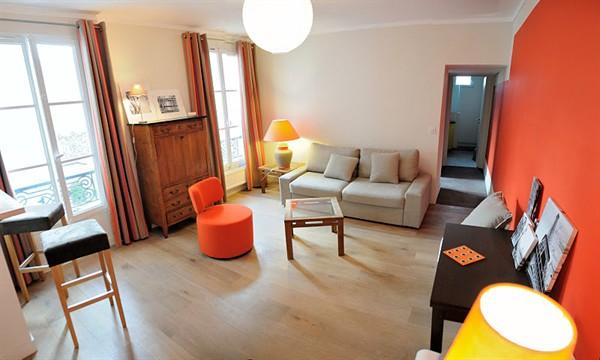 Ternes 2 pi ces louer meubl en courte dur e avenue - Appartement meuble paris courte duree ...