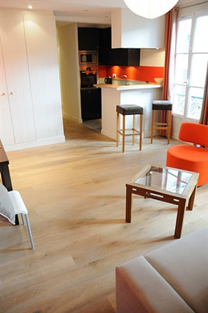 Ternes 2 pi ces louer meubl en courte dur e avenue for Appart hotel paris location au mois