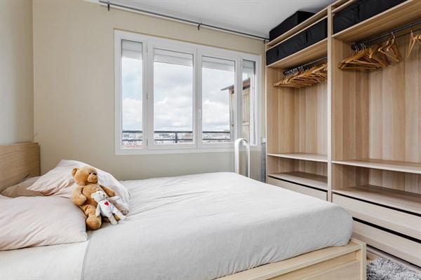 La reine f2 pour 2 ou 4 avec grande terrasse deux pas for Appartement f2 design