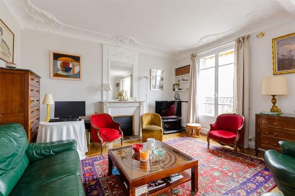 emile superbe f3 avec 2 chambres doubles et balcon filant charles michel paris 15 me my. Black Bedroom Furniture Sets. Home Design Ideas