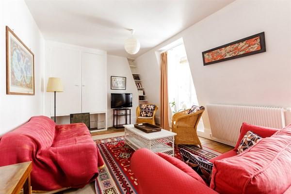 Le champ de mars magnifique appartement de 2 pi ces pour for Appart hotel paris location au mois