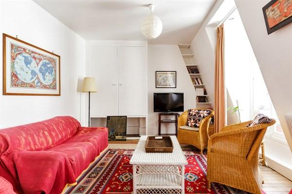 le champ de mars magnifique appartement de 2 pi ces pour 2 ou 4 personnes ecole militaire. Black Bedroom Furniture Sets. Home Design Ideas