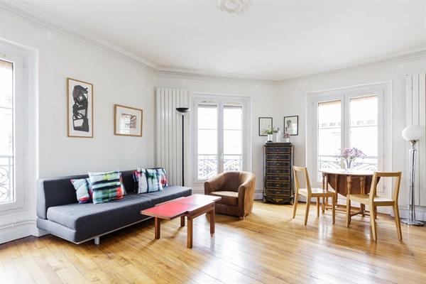 Wattignies appartement de 3 pi ces typiquement parisien pour 4 daumesnil paris 12 me my - Location meublee temporaire paris ...