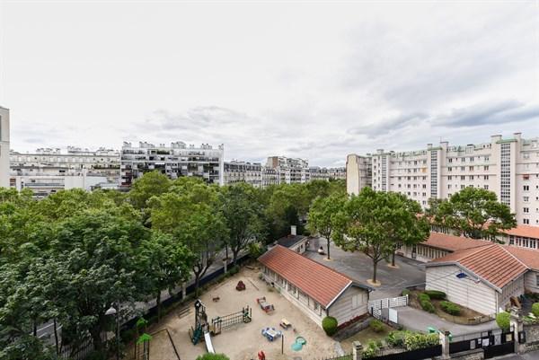 Le molitor bel appartement de 2 pi ces moderne pour 2 for Appart hotel paris location au mois