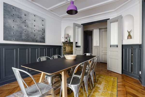Abel superbe f2 design pour 2 personnes en face de gare de lyon paris 12 me my paris agency - Location meublee la reunion ...