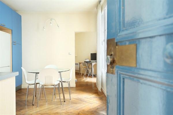 L 39 od on spacieux appartement de 2 pi ces louer meubl for Meuble a louer paris
