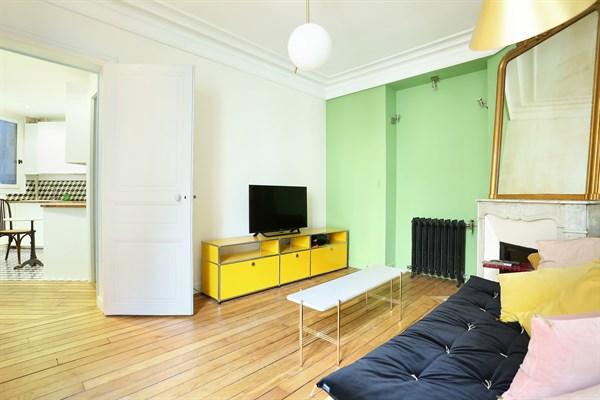 Saxe superbe f3 moderne avec 2 chambres doubles avenue - Location chambre paris courte duree ...