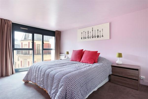 Laugier duplex atypique et moderne de 84 m2 avec 2 - Location chambre paris courte duree ...