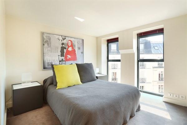 Laugier duplex atypique et moderne de 84 m2 avec 2 chambres doubles pereire paris 17 me my - Location meublee la reunion ...