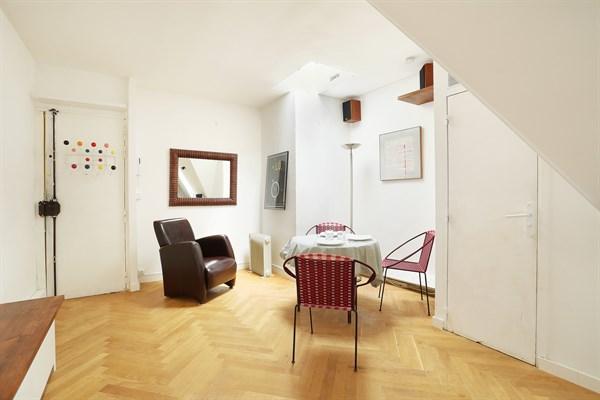 Poussin superbe appartement de 2 pi ces moderne pour 2 for Appartement meuble a louer paris 16
