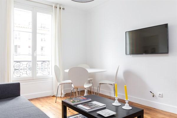 Madrid magnifique appartement de 2 pi ces louer au - Louer son appartement meuble a la semaine ...