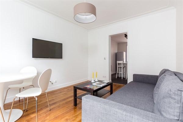 Madrid magnifique appartement de 2 pi ces louer au for Location appart hotel au mois