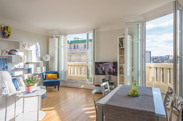 Location DAppartement Meubl  Paris  My Paris Agency