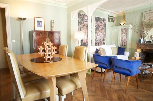 le condorcet 3 pi ces louer meubl rue de condorcet dans le 9 me arrondissement my paris. Black Bedroom Furniture Sets. Home Design Ideas