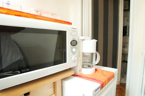Le montmartre superbe 2 pi ces pour 4 avec terrasse au - Location meuble paris e arrondissement ...