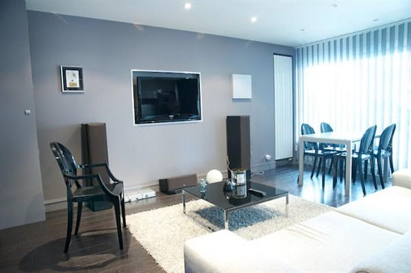 Le black pearl magnifique appartement de 2 pi ces pour 2 - Location meuble paris e arrondissement ...