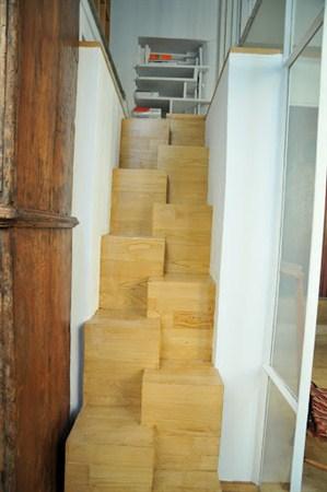 La fabrique spacieux duplex de 3 pi ces pour 4 la - Location meuble paris e arrondissement ...