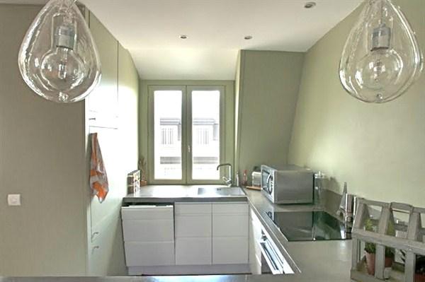 Le levis superbe appartement de 2 pi ces l 39 allure for Appartement meuble paris 17eme