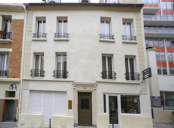 Little italy appartement chaleureux de 2 pi ces pour 3 for Location appartement meuble sur paris