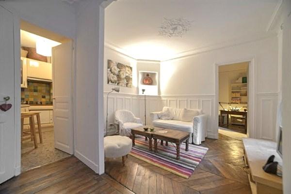 Legendre splendide appartement de 2 pi ces rue legendre for Location meuble courte duree paris