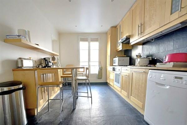 Saint charles superbe appartement familial de 4 chambres for Chambre au mois paris