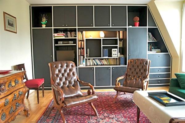 i na superbe appartement de 2 pi ces sur la prestigieuse avenue d 39 i na paris 16 me my paris. Black Bedroom Furniture Sets. Home Design Ideas