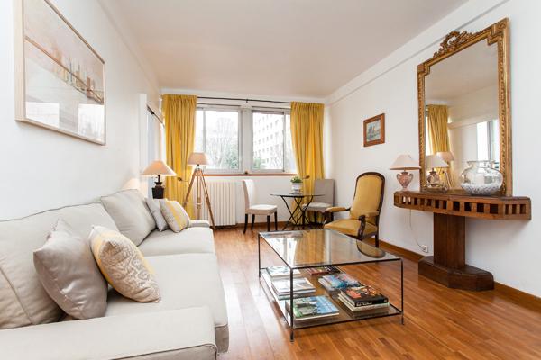 magnifique appartement de 2 pices entre passy et ranelagh paris 16me 1 23 location meuble dun f2 en longue dure