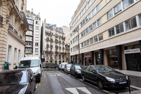 Les bauches magnifique appartement de 2 pi ces entre for Appart hotel paris location au mois