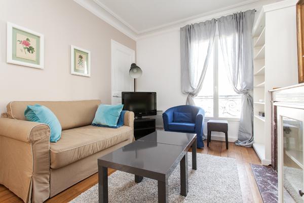 Exelmans superbe appartement de 2 pi ces l 39 allure for Chambre au mois paris