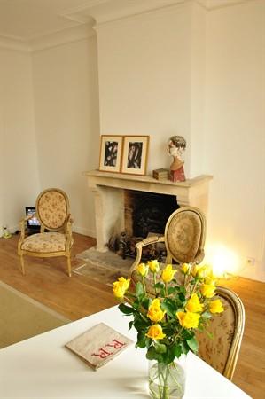 le franc bourgeois appartement louer en courte dur e pour 4 personnes dans le marais my. Black Bedroom Furniture Sets. Home Design Ideas