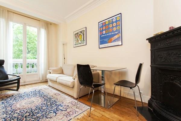 brassens bel appartement de 2 pi ces rue de vouill. Black Bedroom Furniture Sets. Home Design Ideas