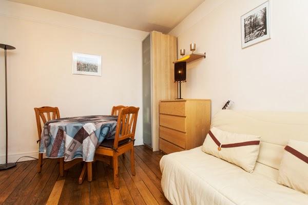 Studio 18 studio confortable pour 2 aux epinettes avenue - Louer son appartement meuble a la semaine ...