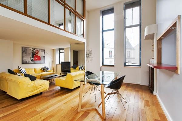 Le congr s superbe appartement de 2 pi ces la for Chambre a louer paris 17