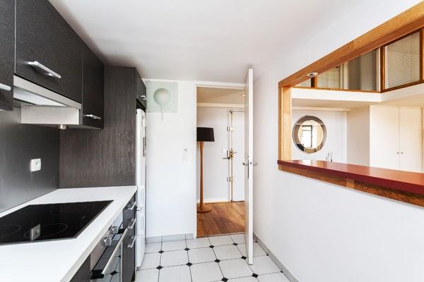 Laugier duplex atypique et moderne de 100 m2 avec 2 - Location meuble paris courte duree ...