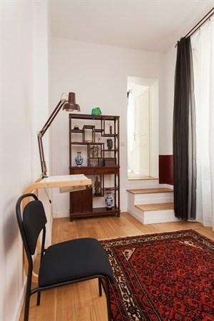 le francoeur magnifique appartement familial de 2 chambres pour 7 montmartre paris 18 me. Black Bedroom Furniture Sets. Home Design Ideas