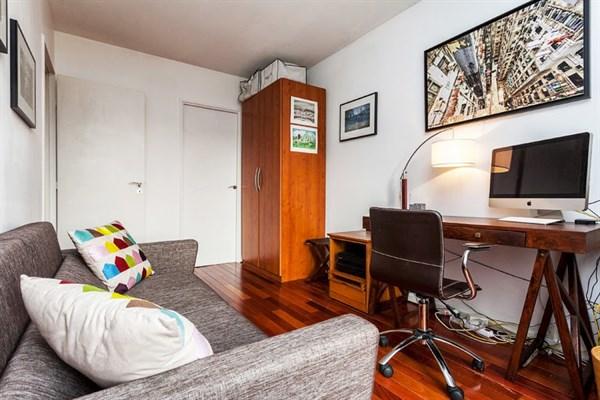 Bonsergent magnifique appartement de 3 pi ces avec for Location meublee paris longue duree
