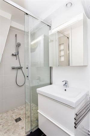 saint jacques grand studio refait neuf pour 2 ou 4 personnes rue saint jacques paris 5 me. Black Bedroom Furniture Sets. Home Design Ideas