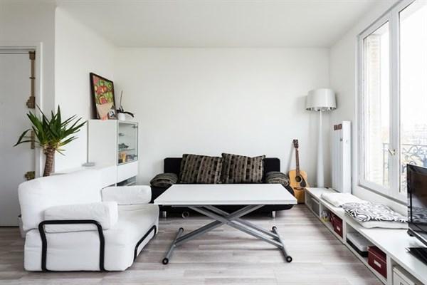 Brassens bel appartement de 2 pi ces rue de vouill convention paris 15 me arrondissement - Hauteur sous plafond 3m ...