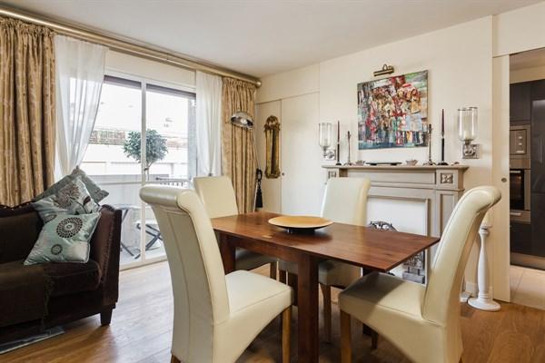 Le saint lambert magnifique appartement de 3 pi ces - Location meuble paris e arrondissement ...