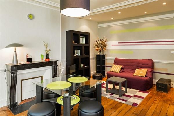 Le delta appartement de 2 pi ces design pour 4 personnes - Louer son appartement meuble a la semaine ...