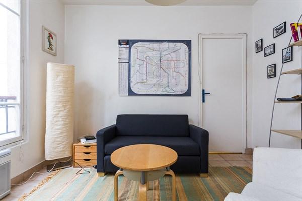 Paradis appartement cosy de 2 pi ces pour 2 ou 4 deux pas de la rue de paradis paris 10 me - Location meublee temporaire paris ...