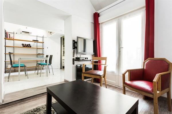 Duroc magnifique appartement de 2 pi ces refait neuf - Louer son appartement meuble a la semaine ...