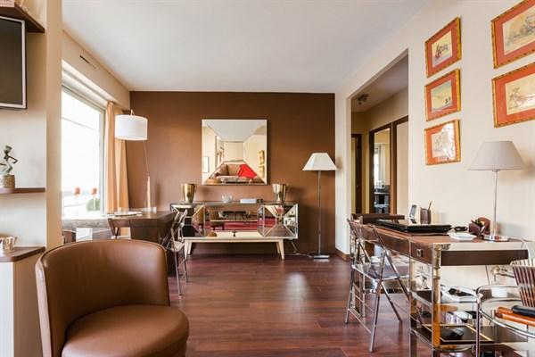 Le miollis magnifique appartement de 2 pi ces pour 4 avec terrasse cambronne paris 15 me - Location meublee paris 15 ...