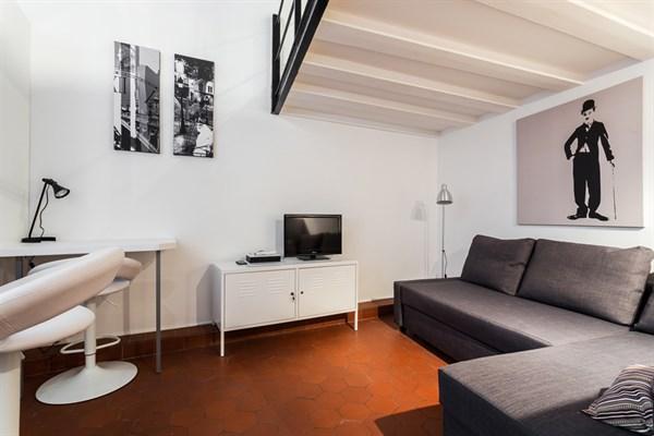 Le marie stuart magnifique appartement de type loft pour for Appart hotel paris pour 5 personnes