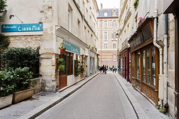 Le panth on spacieux studio de 40 m deux pas du panth on paris v my paris agency - Location meublee amortissement du bien ...
