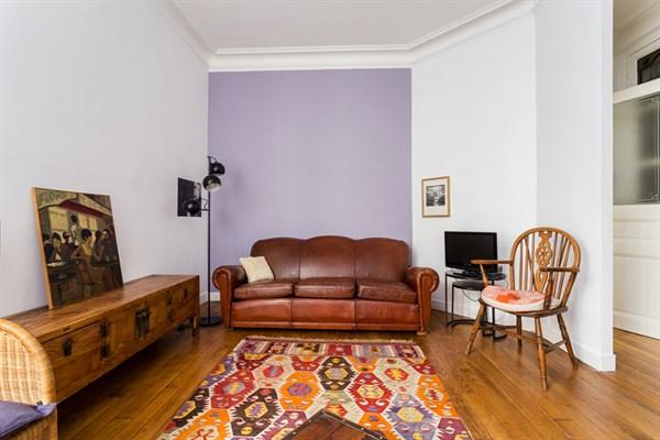 Le vavin superbe appartement de 4 pi ces avec 2 chambres for Appartement f3 design