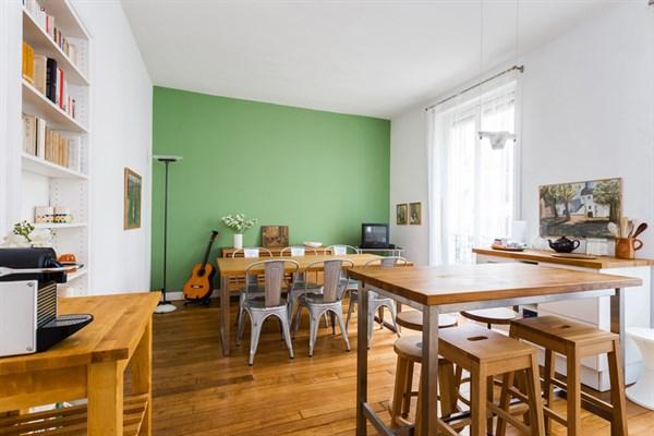 Le vavin superbe appartement de 4 pi ces avec 2 chambres - Louer son appartement meuble a la semaine ...