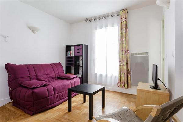 Pasteur appartement de 2 pi ces refait neuf pasteur quartier de montparnasse paris 15 me - Location meublee paris 15 ...
